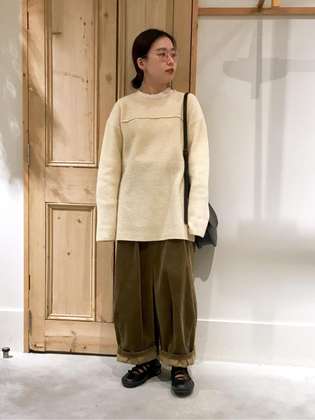 Malle chambre de charme 調布パルコ 身長:152cm 2020.10.16