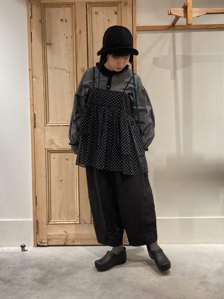 Malle chambre de charme 調布パルコ 身長:152cm 2021.10.10