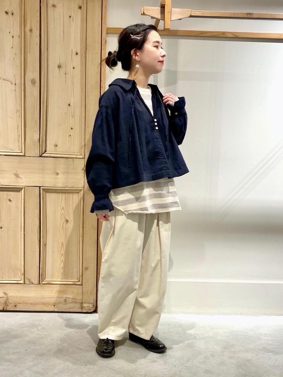 Malle chambre de charme 調布パルコ 身長:152cm 2020.12.18