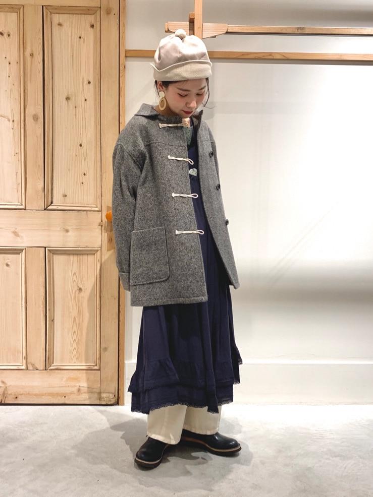 Malle chambre de charme 調布パルコ 身長:152cm 2020.11.16