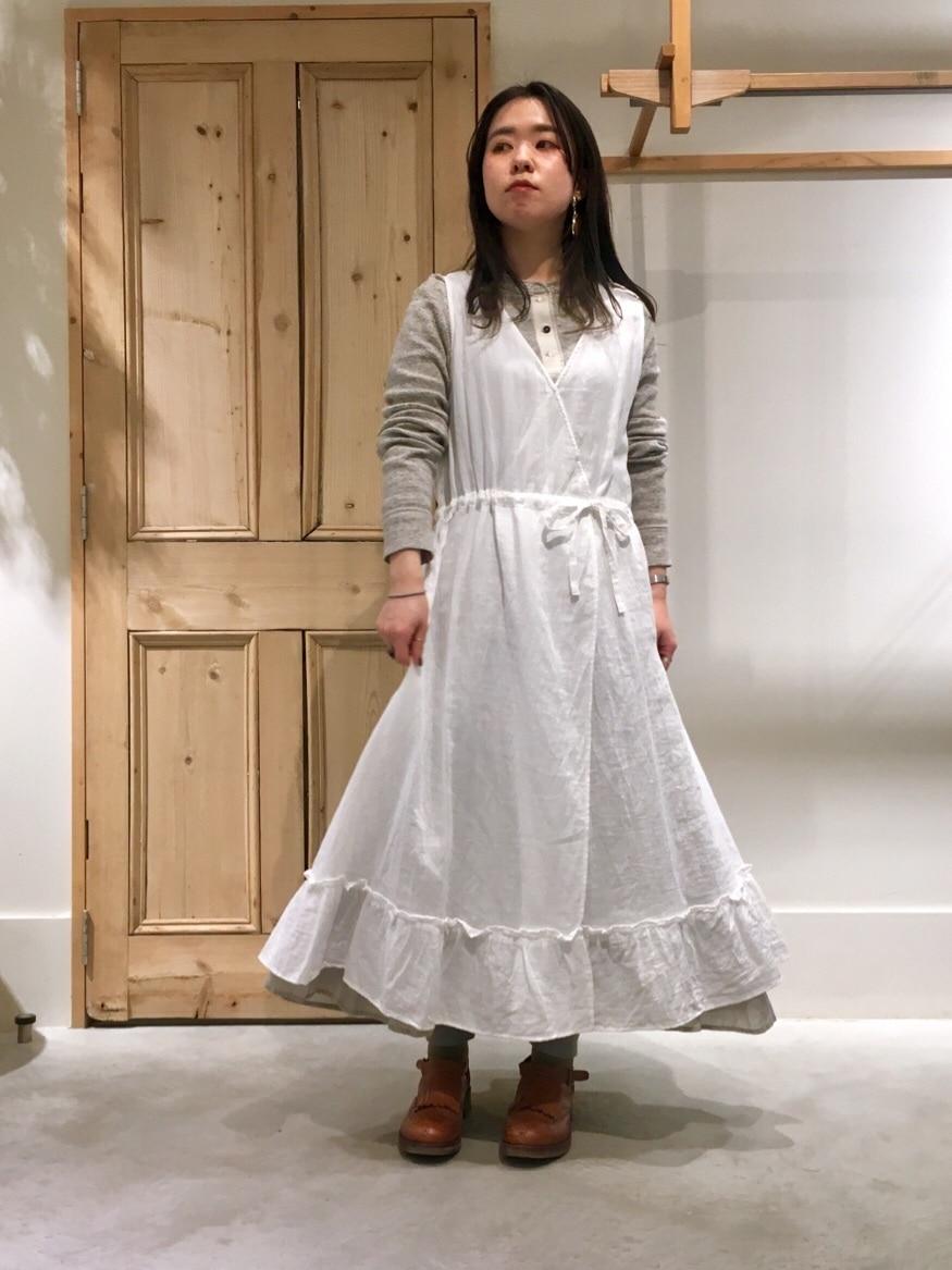 Malle chambre de charme 調布パルコ 身長:152cm 2020.03.11