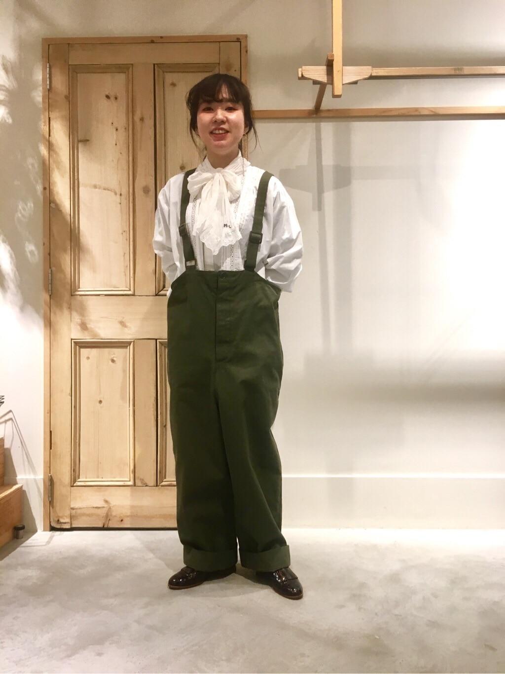 Malle chambre de charme 調布パルコ 身長:152cm 2019.10.30