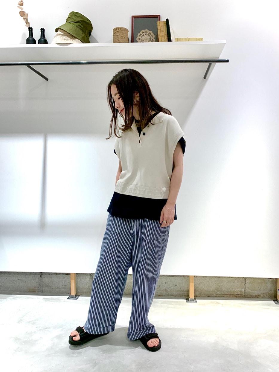 Malle chambre de charme 調布パルコ 身長:152cm 2020.08.19