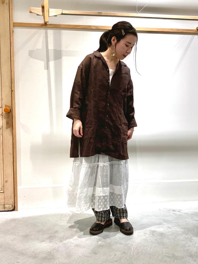 Malle chambre de charme 調布パルコ 身長:152cm 2020.08.25