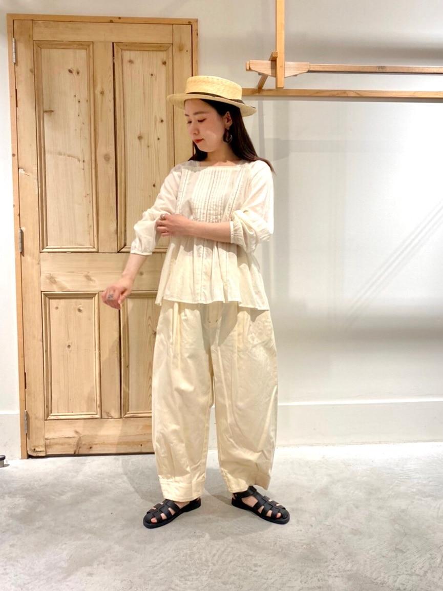 Malle chambre de charme 調布パルコ 身長:152cm 2021.04.30
