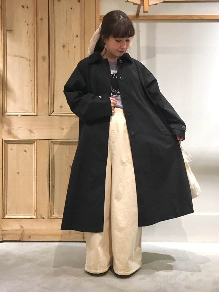 Malle chambre de charme 調布パルコ 身長:152cm 2019.08.29