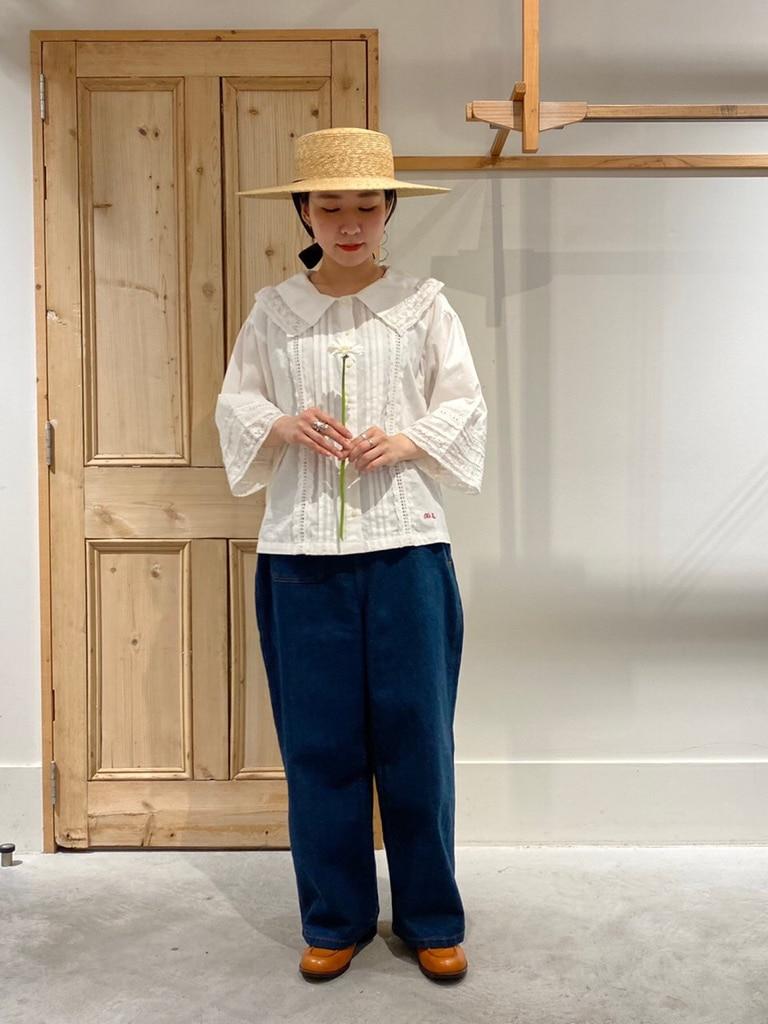 Malle chambre de charme 調布パルコ 身長:152cm 2021.05.01