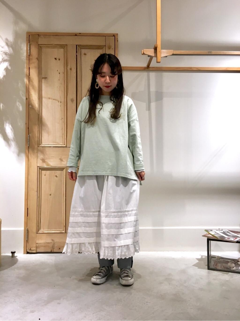 Malle chambre de charme 調布パルコ 身長:152cm 2020.01.24