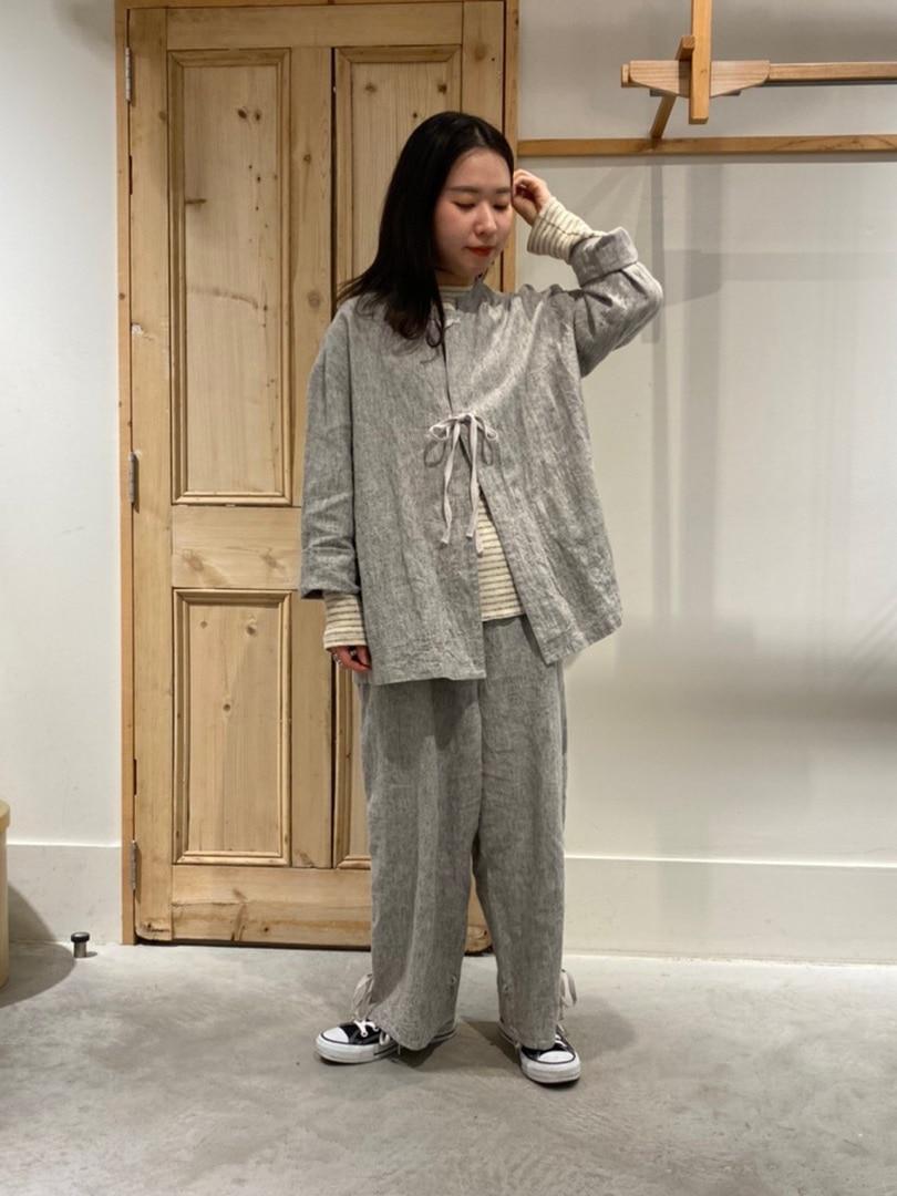 Malle chambre de charme 調布パルコ 身長:152cm 2021.02.24