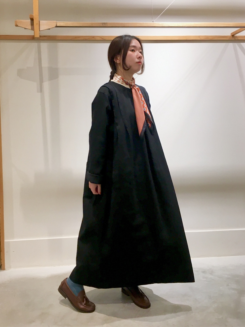 Malle chambre de charme 調布パルコ 身長:152cm 2020.10.22