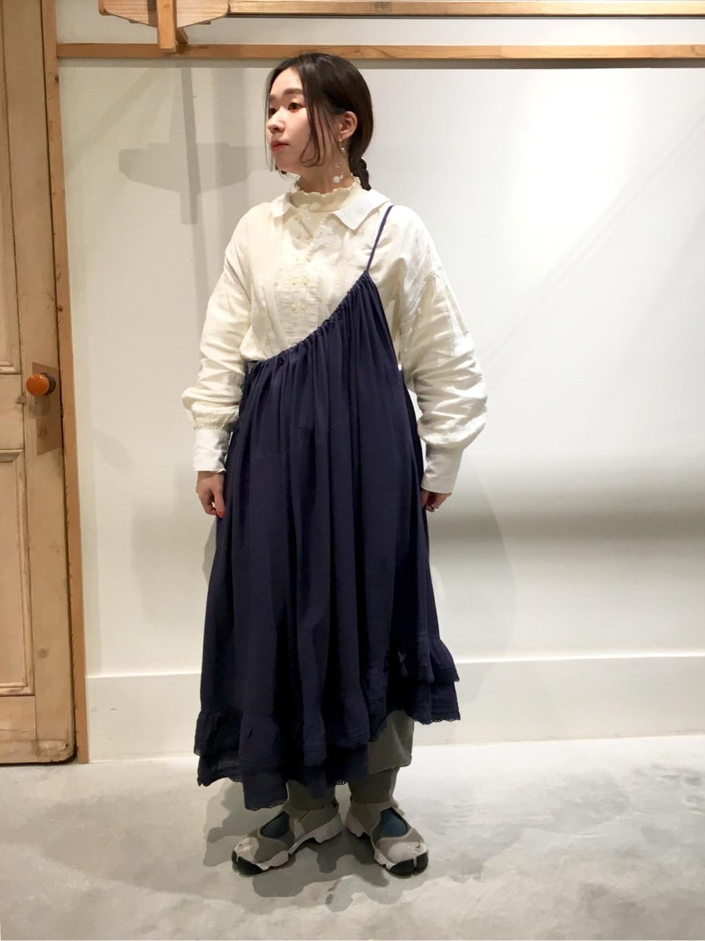 Malle chambre de charme 調布パルコ 身長:152cm 2020.10.23