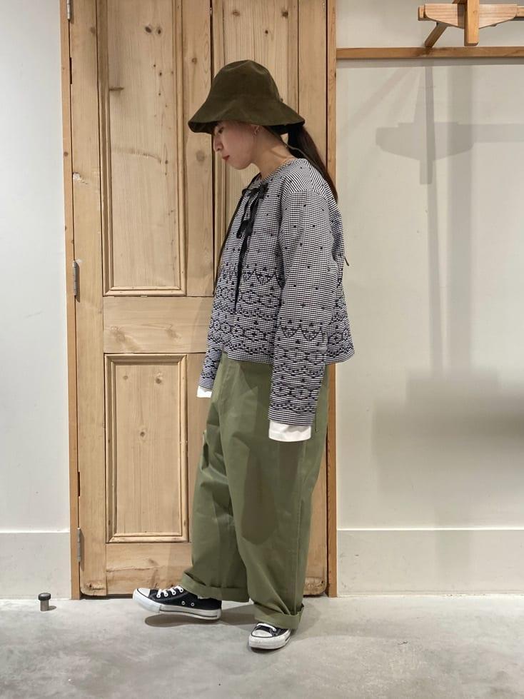 Malle chambre de charme 調布パルコ 身長:152cm 2021.10.09