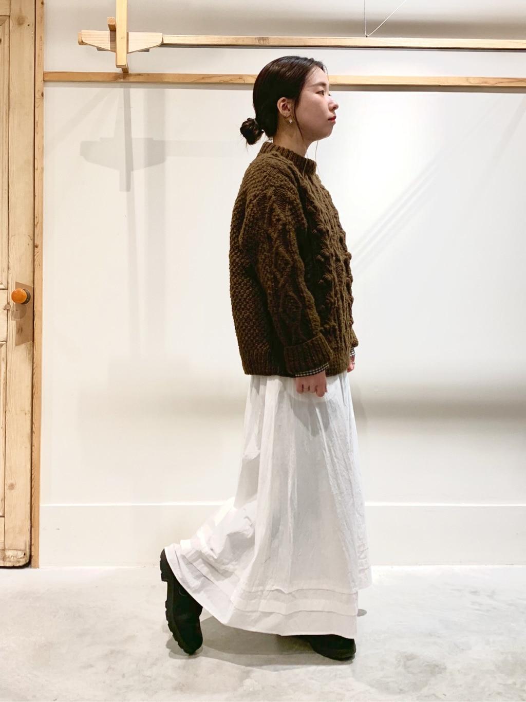 Malle chambre de charme 調布パルコ 身長:152cm 2020.10.13