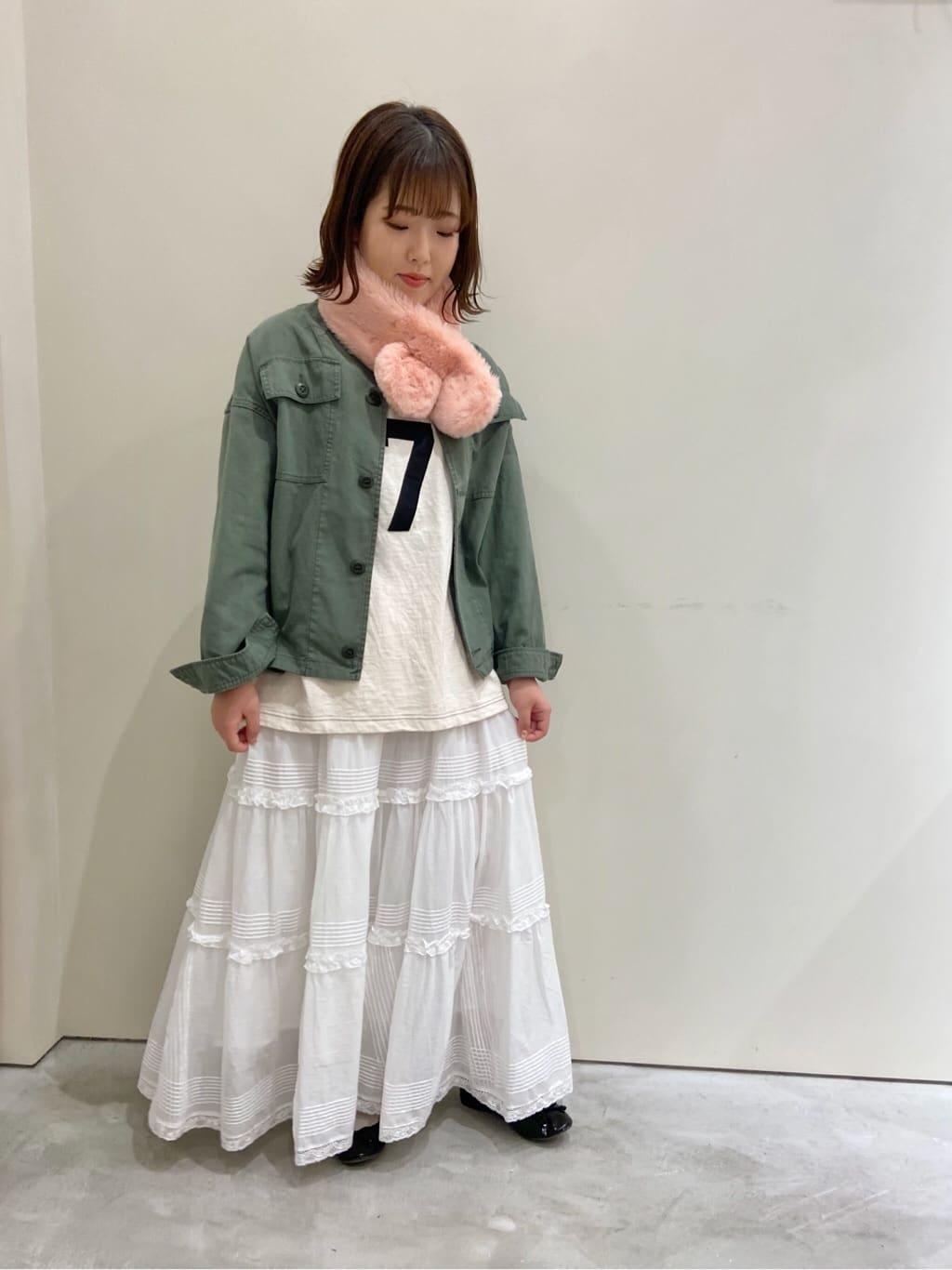 CHILD WOMAN , PAR ICI 新宿ミロード 2021.10.14