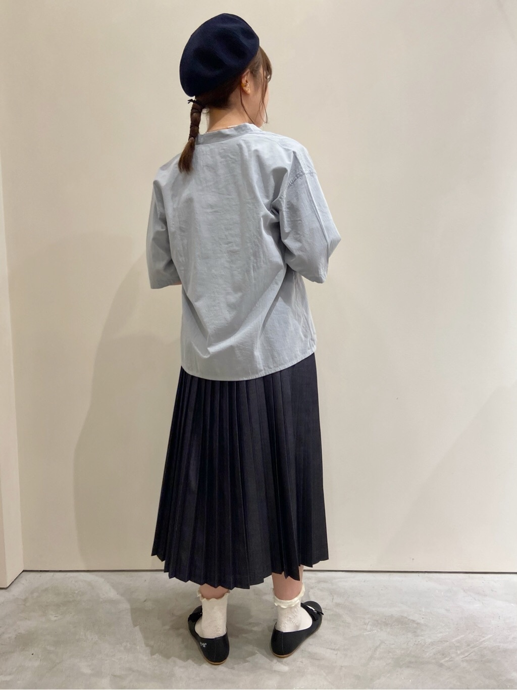 Dot and Stripes CHILD WOMAN CHILD WOMAN , PAR ICI 新宿ミロード 身長:160cm 2021.05.11