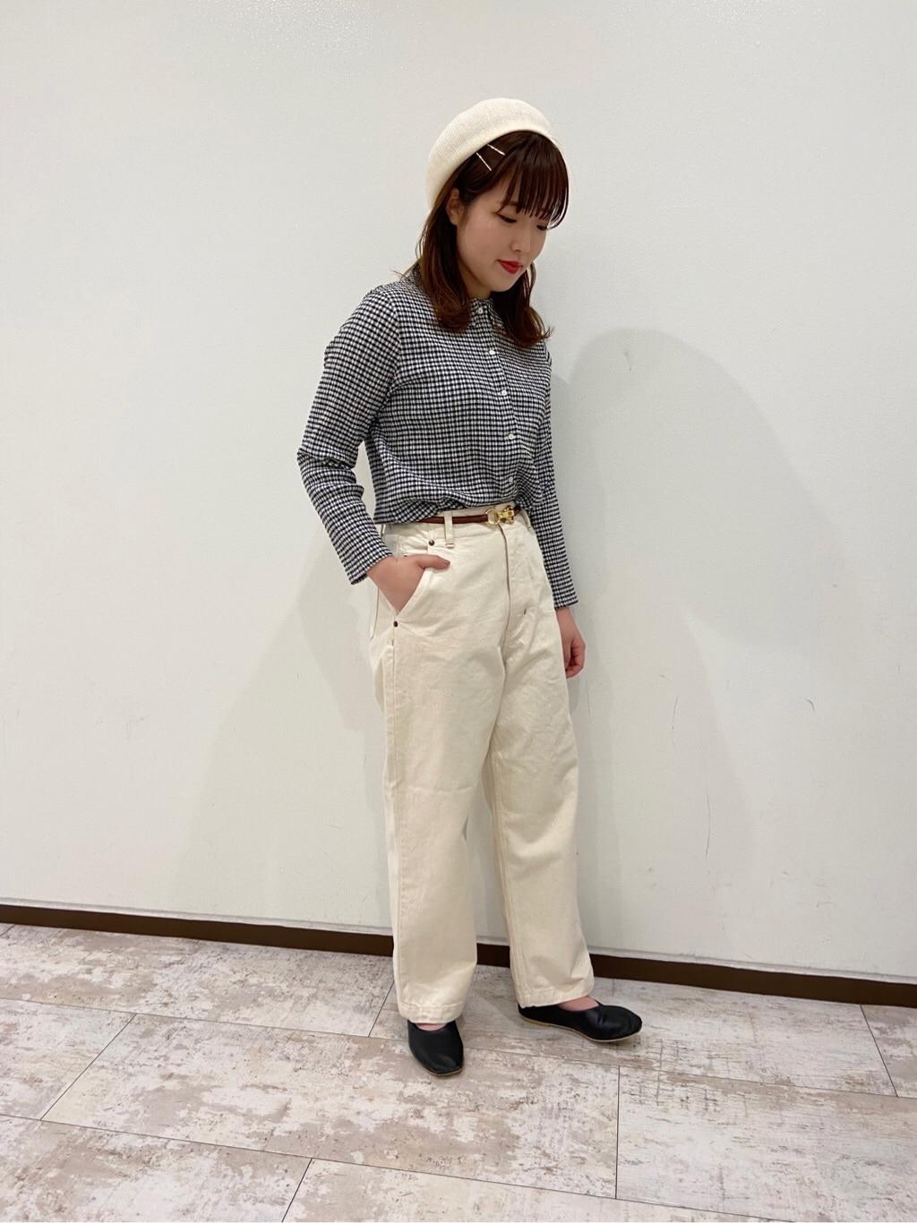 Dot and Stripes CHILD WOMAN ペリエ千葉 身長:160cm 2020.04.04
