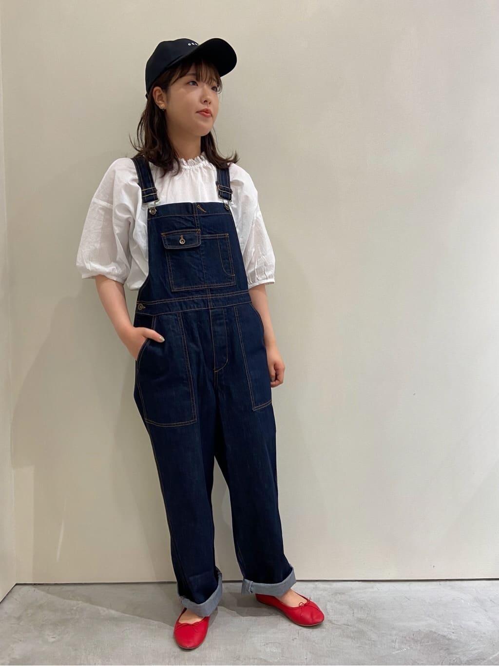 CHILD WOMAN , PAR ICI 新宿ミロード 2021.06.29