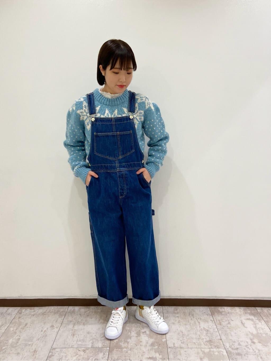 CHILD WOMAN , PAR ICI 新宿ミロード 2021.10.19