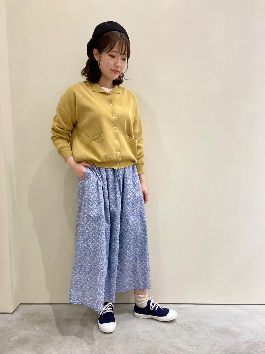 Dot and Stripes CHILD WOMAN CHILD WOMAN , PAR ICI 新宿ミロード 身長:160cm 2021.01.19