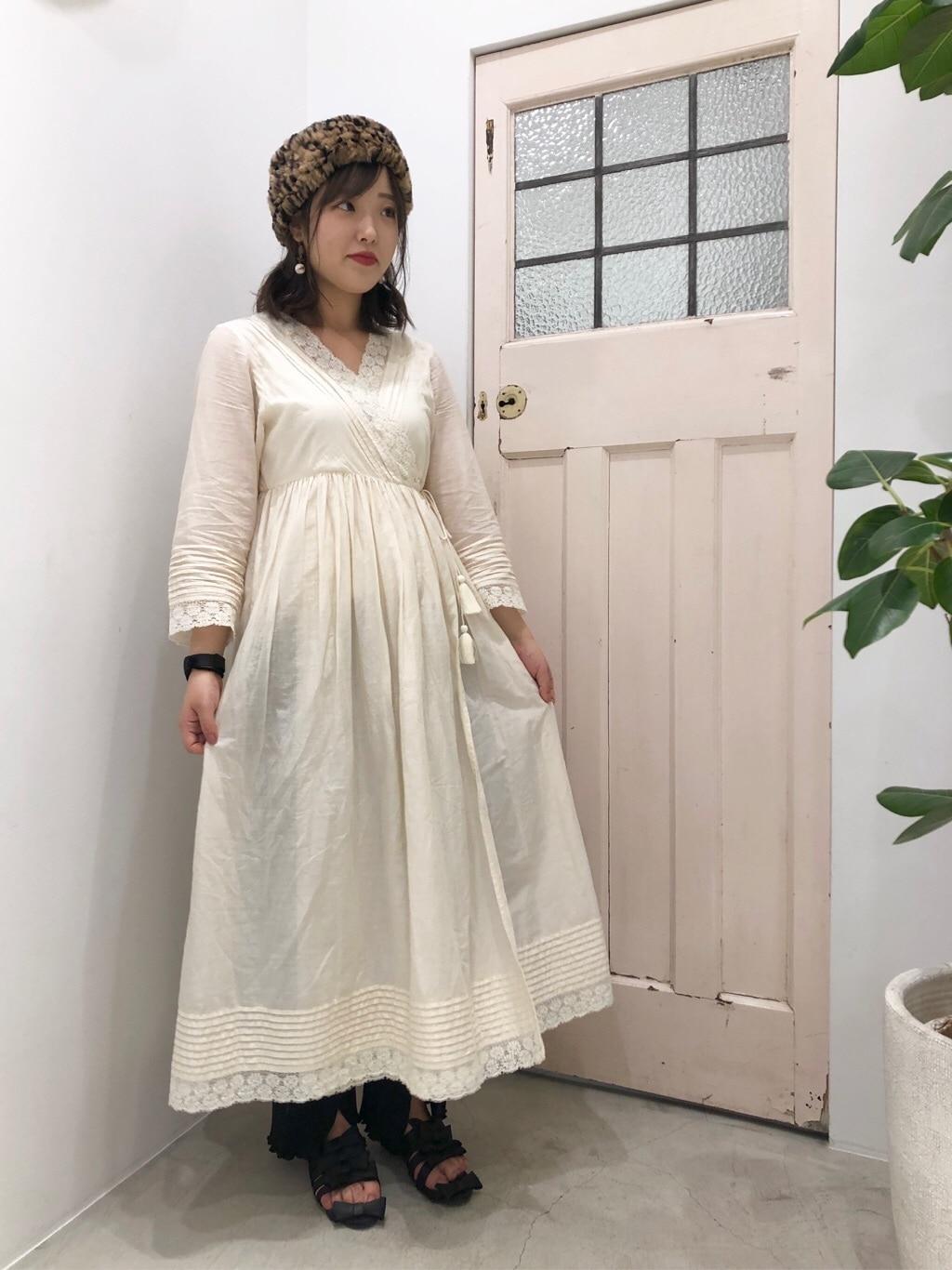 Dot and Stripes CHILD WOMAN ペリエ千葉 身長:160cm 2019.08.29
