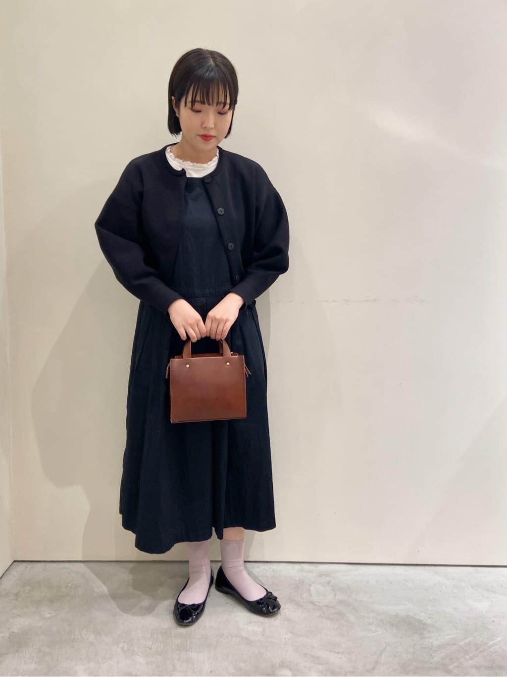 Dot and Stripes CHILD WOMAN CHILD WOMAN , PAR ICI 新宿ミロード 身長:160cm 2021.10.11