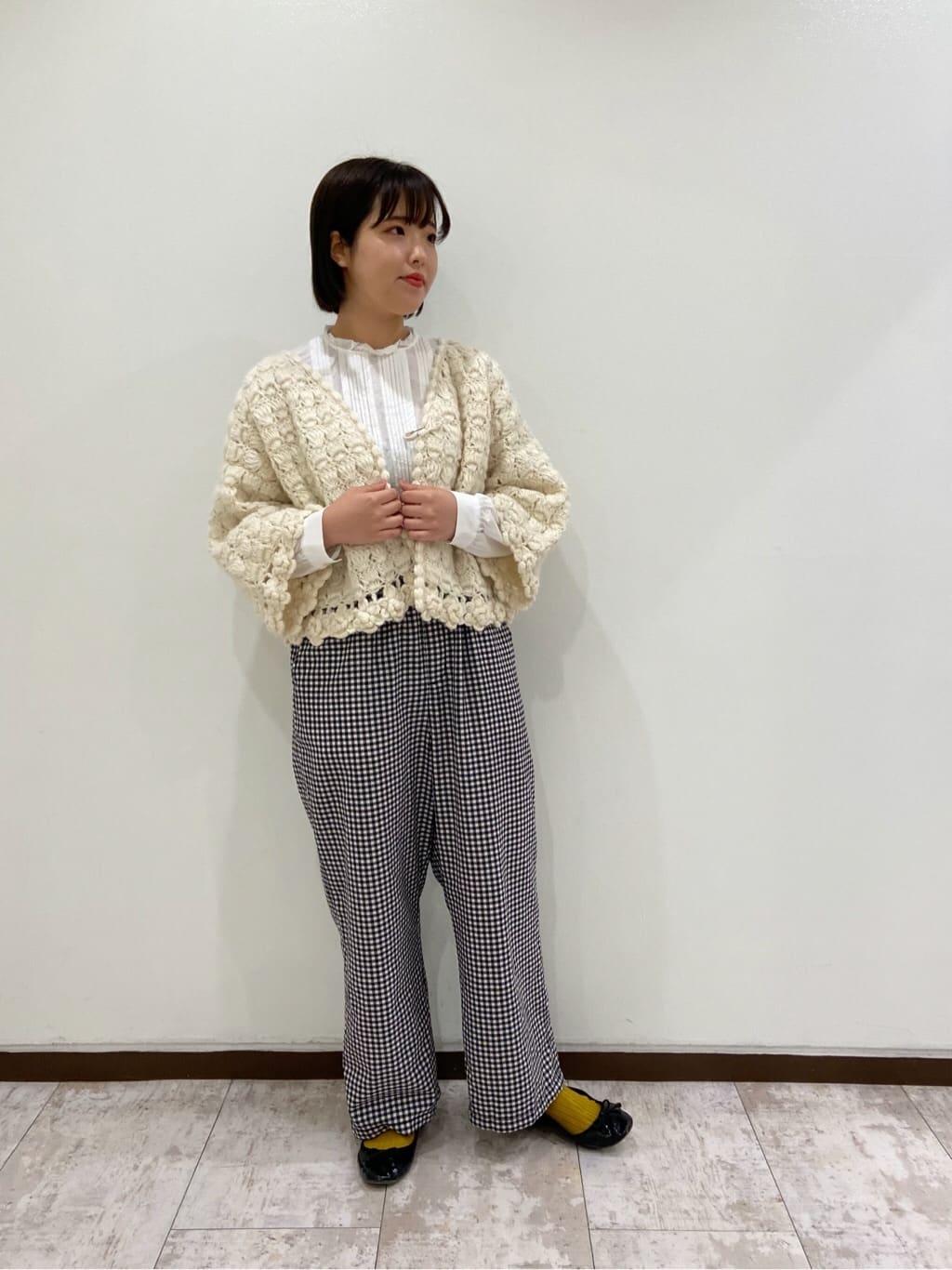 CHILD WOMAN , PAR ICI 新宿ミロード 2021.10.20