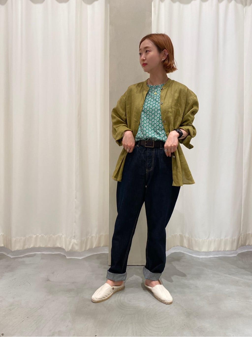 - CHILD WOMAN CHILD WOMAN , PAR ICI 東京スカイツリータウン・ソラマチ 身長:150cm 2021.07.15