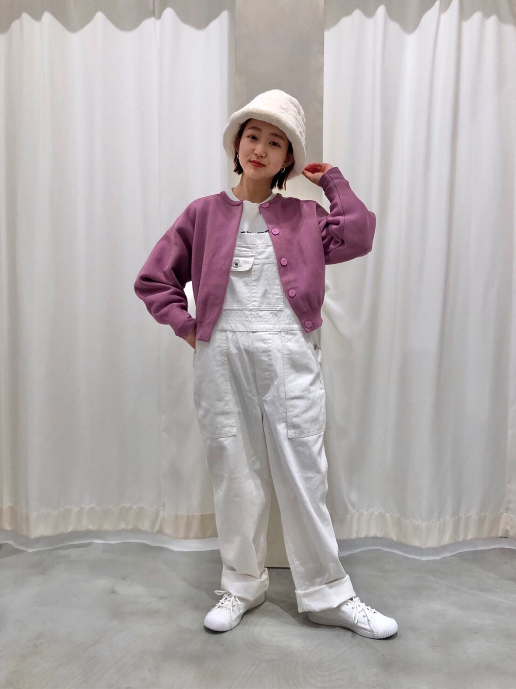 - CHILD WOMAN CHILD WOMAN , PAR ICI 東京スカイツリータウン・ソラマチ 身長:150cm 2020.10.02