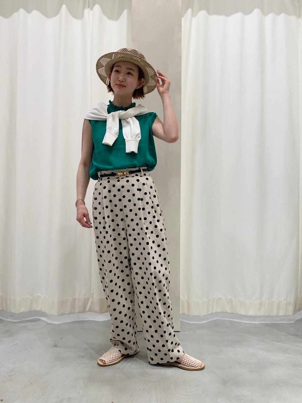 - CHILD WOMAN CHILD WOMAN , PAR ICI 東京スカイツリータウン・ソラマチ 身長:150cm 2021.05.19