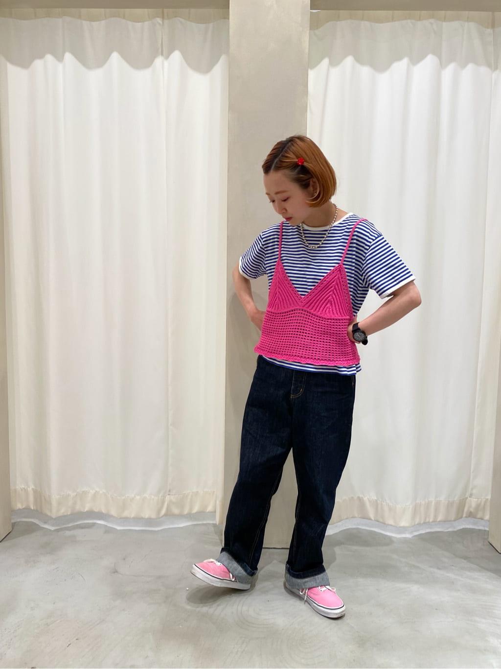 - CHILD WOMAN CHILD WOMAN , PAR ICI 東京スカイツリータウン・ソラマチ 身長:150cm 2021.07.26