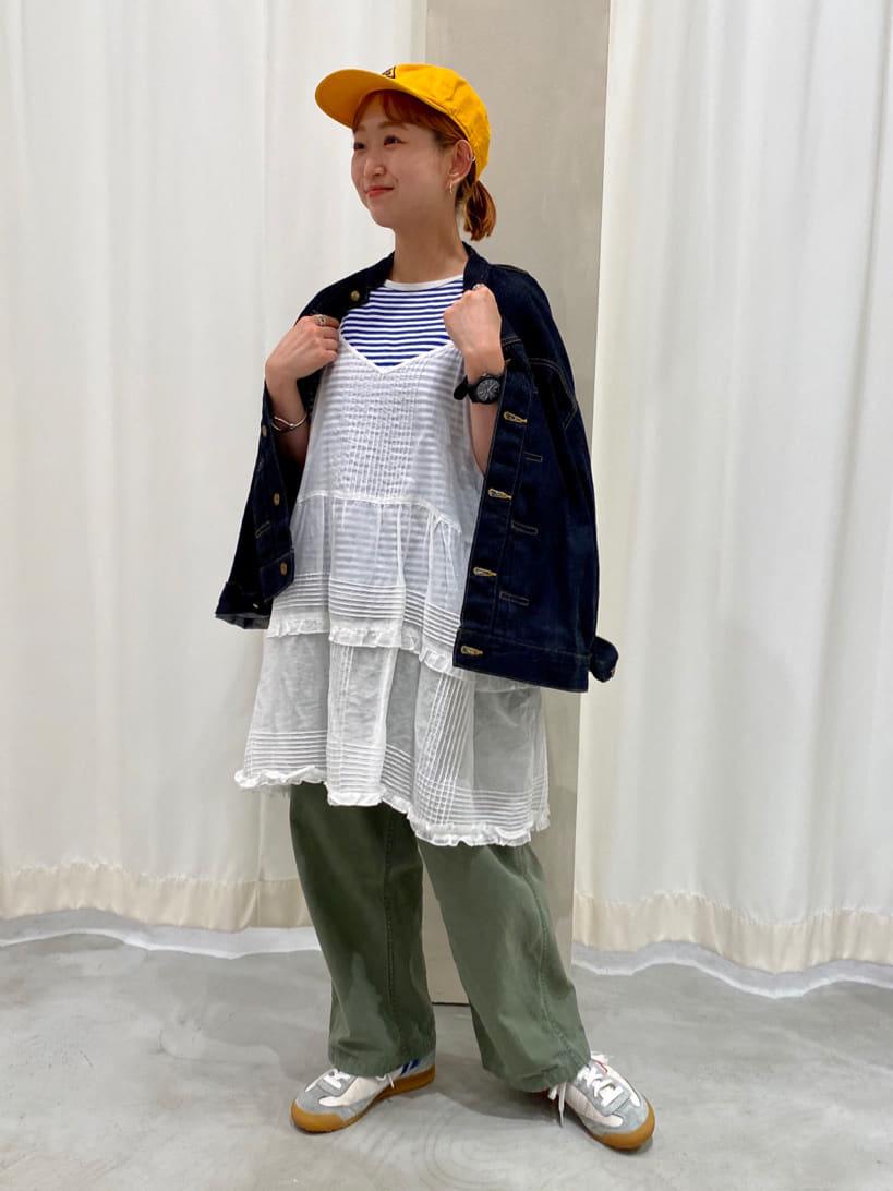 - CHILD WOMAN CHILD WOMAN , PAR ICI 東京スカイツリータウン・ソラマチ 身長:150cm 2021.08.31