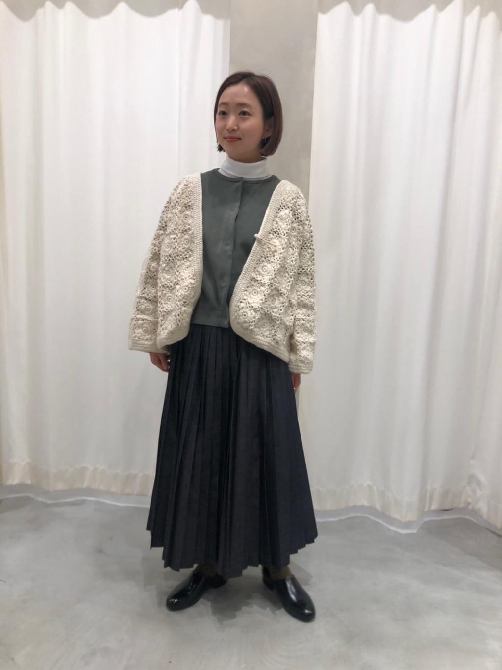 CHILD WOMAN , PAR ICI 東京スカイツリータウン・ソラマチ 2020.11.25