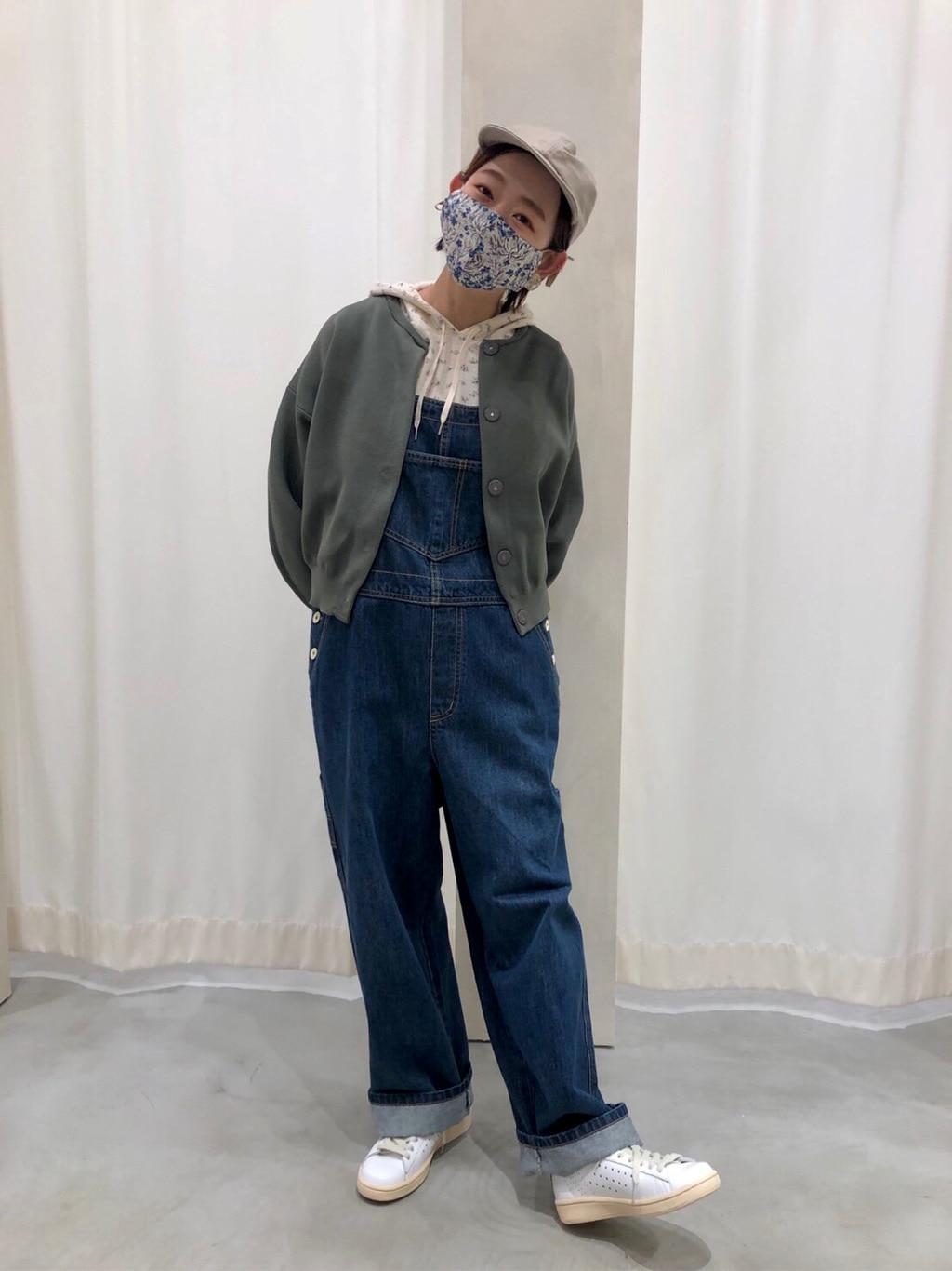 CHILD WOMAN , PAR ICI 東京スカイツリータウン・ソラマチ 2020.09.24