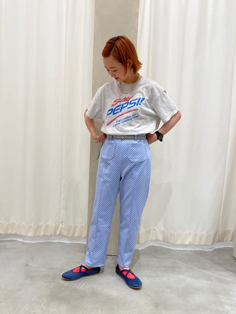 CHILD WOMAN , PAR ICI 東京スカイツリータウン・ソラマチ 2021.07.14