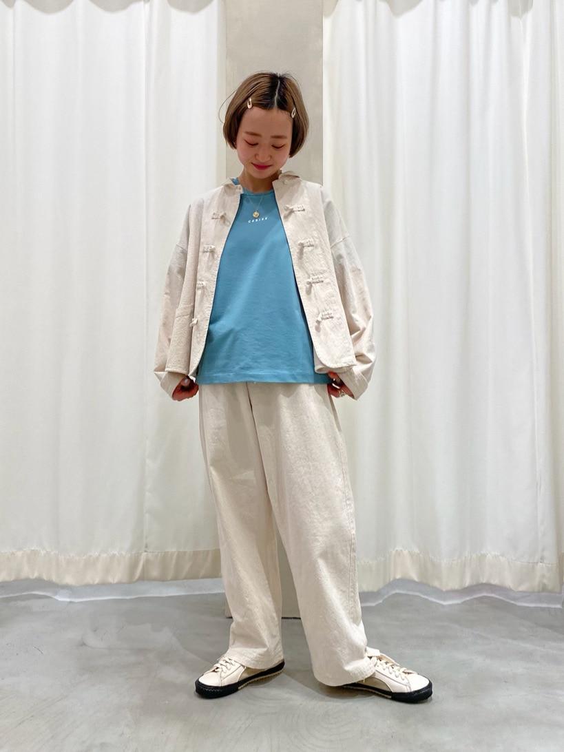 - CHILD WOMAN CHILD WOMAN , PAR ICI 東京スカイツリータウン・ソラマチ 身長:150cm 2021.04.05