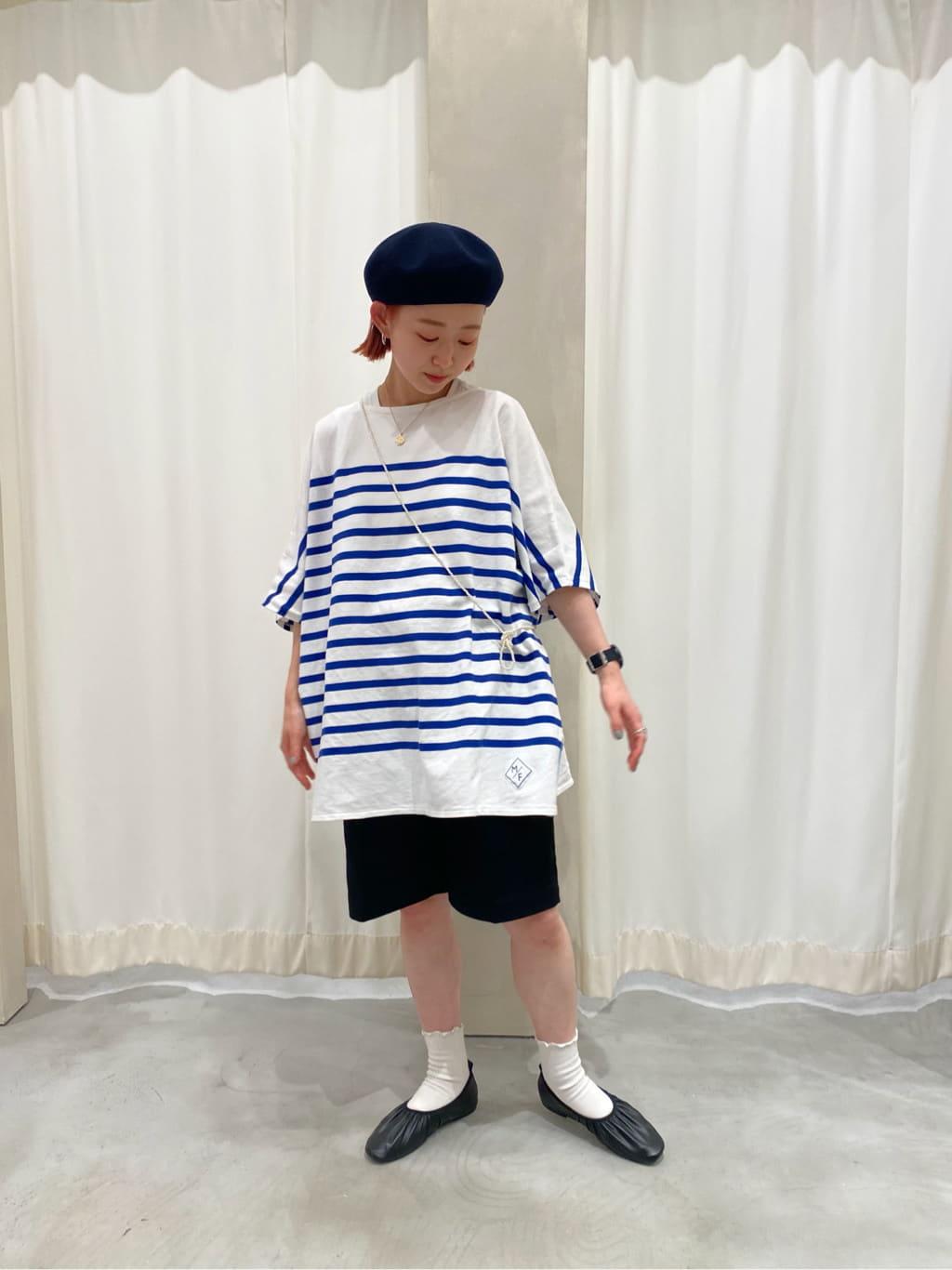 - CHILD WOMAN CHILD WOMAN , PAR ICI 東京スカイツリータウン・ソラマチ 身長:150cm 2021.08.05
