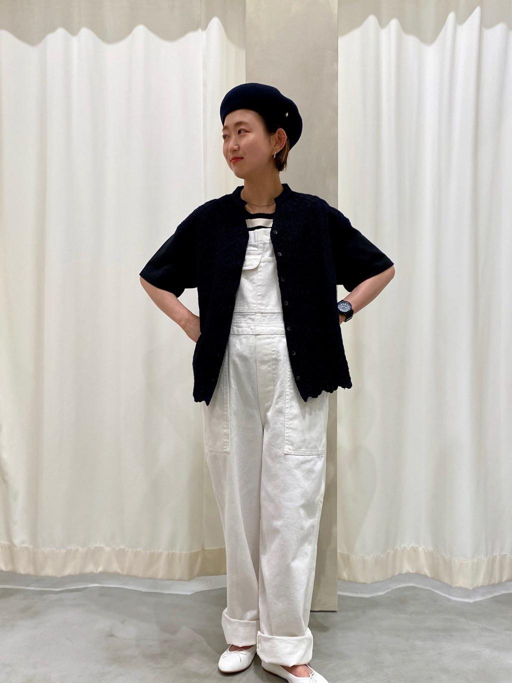 AMB SHOP CHILD WOMAN CHILD WOMAN , PAR ICI 東京スカイツリータウン・ソラマチ 身長:150cm 2020.07.08