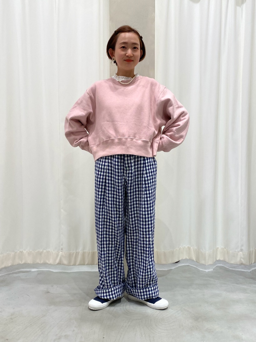 - CHILD WOMAN CHILD WOMAN , PAR ICI 東京スカイツリータウン・ソラマチ 身長:150cm 2021.01.12