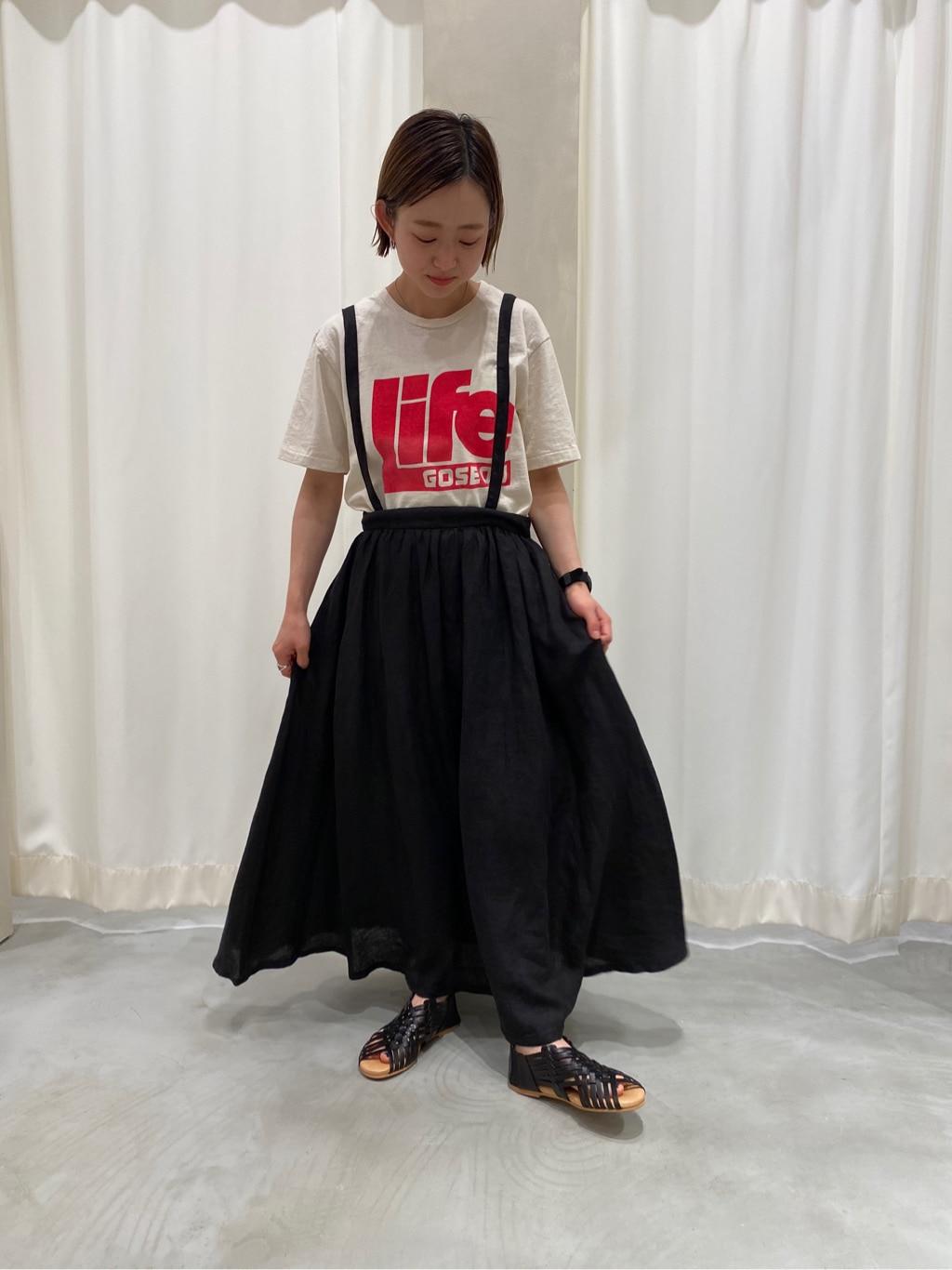 CHILD WOMAN , PAR ICI 東京スカイツリータウン・ソラマチ 2020.07.06