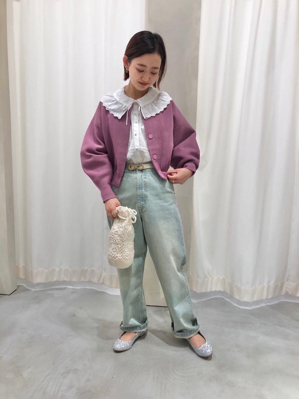- CHILD WOMAN CHILD WOMAN , PAR ICI 東京スカイツリータウン・ソラマチ 身長:150cm 2020.09.30