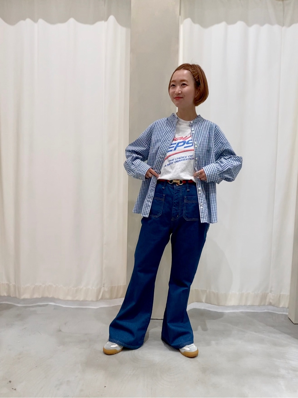 - CHILD WOMAN CHILD WOMAN , PAR ICI 東京スカイツリータウン・ソラマチ 身長:150cm 2021.05.24