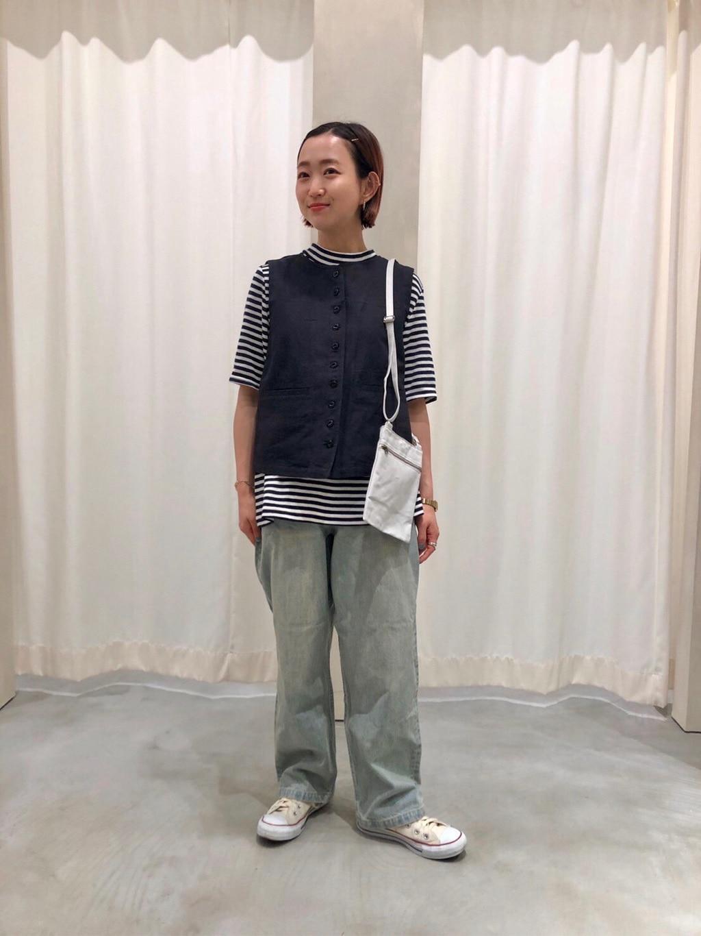 - CHILD WOMAN CHILD WOMAN , PAR ICI 東京スカイツリータウン・ソラマチ 身長:150cm 2020.08.06