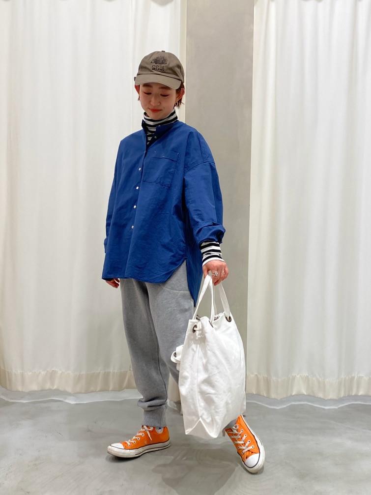 - CHILD WOMAN CHILD WOMAN , PAR ICI 東京スカイツリータウン・ソラマチ 身長:150cm 2021.01.13