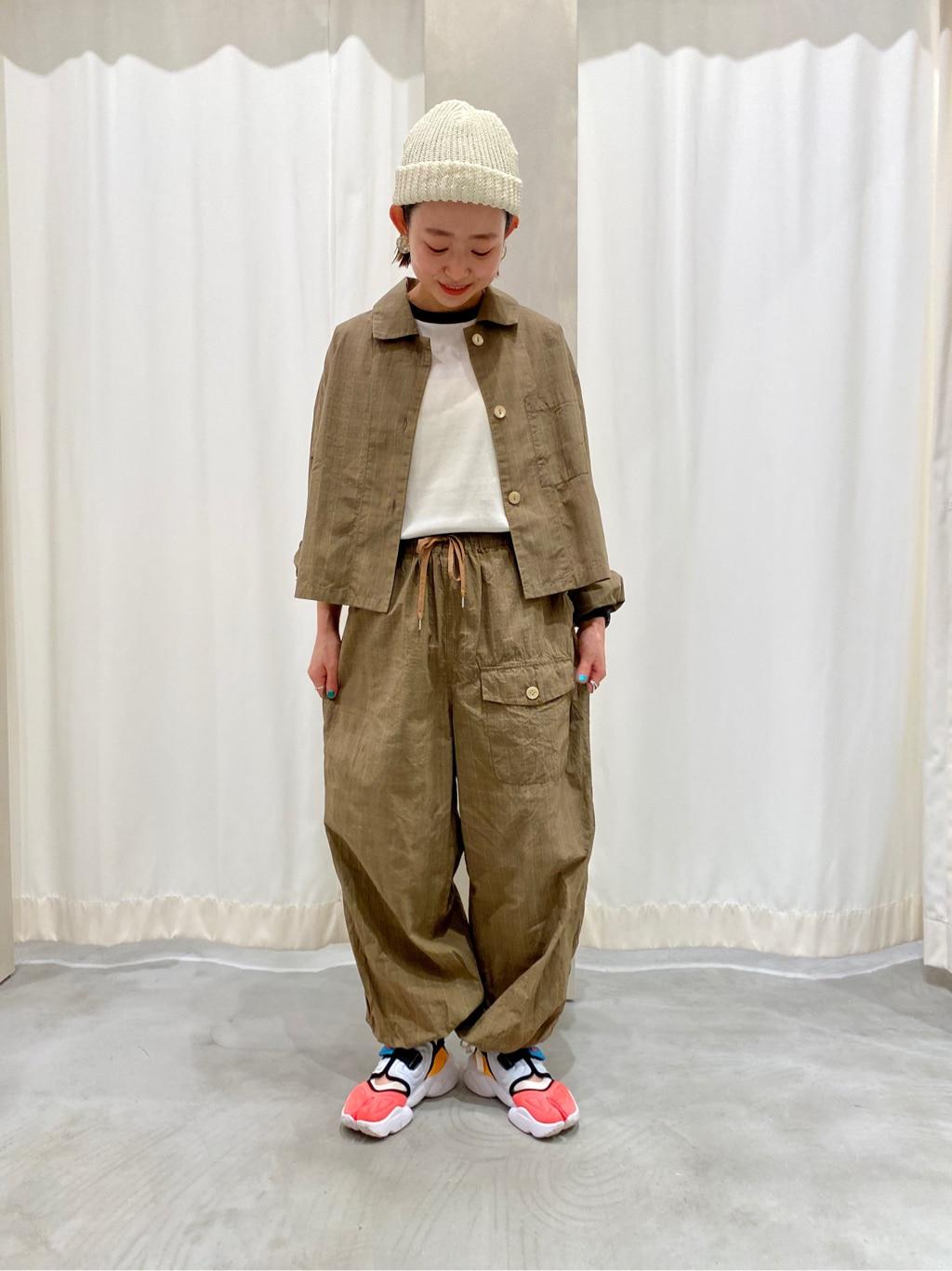 AMB SHOP CHILD WOMAN CHILD WOMAN , PAR ICI 東京スカイツリータウン・ソラマチ 身長:150cm 2020.07.28