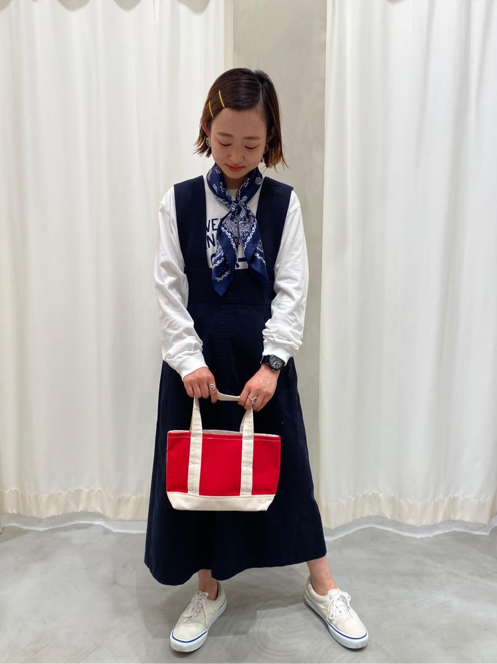 - CHILD WOMAN CHILD WOMAN , PAR ICI 東京スカイツリータウン・ソラマチ 身長:150cm 2020.09.06