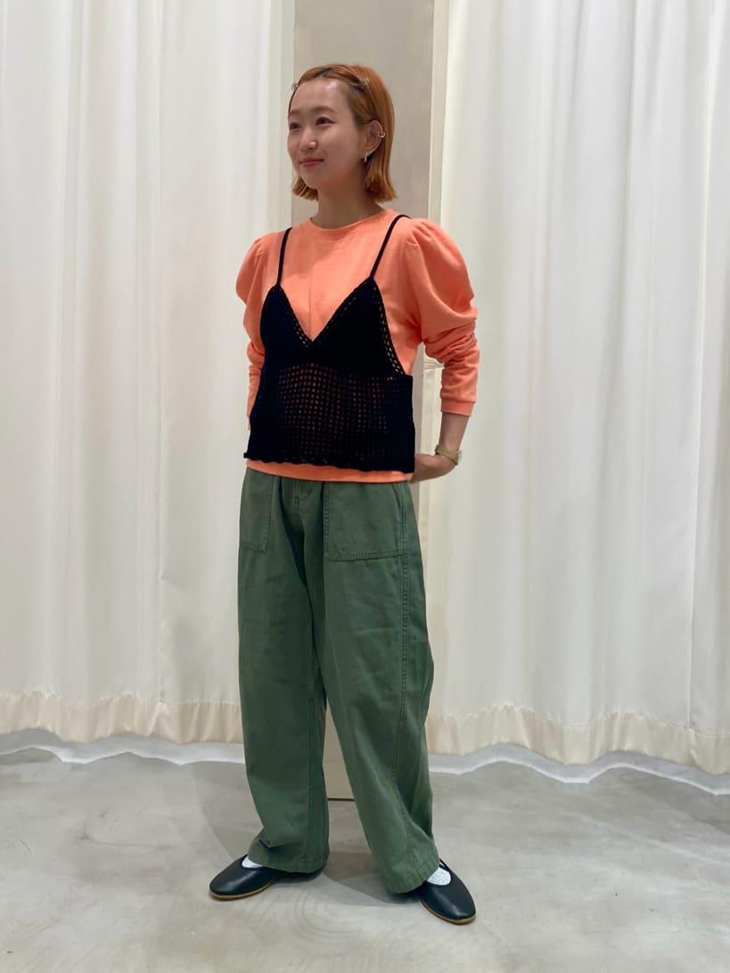 - CHILD WOMAN CHILD WOMAN , PAR ICI 東京スカイツリータウン・ソラマチ 身長:150cm 2021.08.30