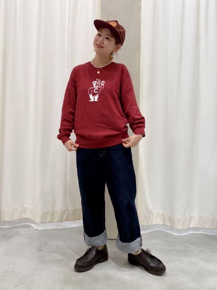 CHILD WOMAN , PAR ICI 東京スカイツリータウン・ソラマチ 2021.09.28