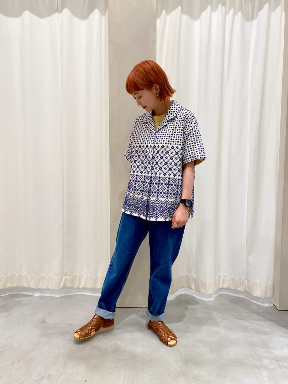 - CHILD WOMAN CHILD WOMAN , PAR ICI 東京スカイツリータウン・ソラマチ 身長:150cm 2021.08.07