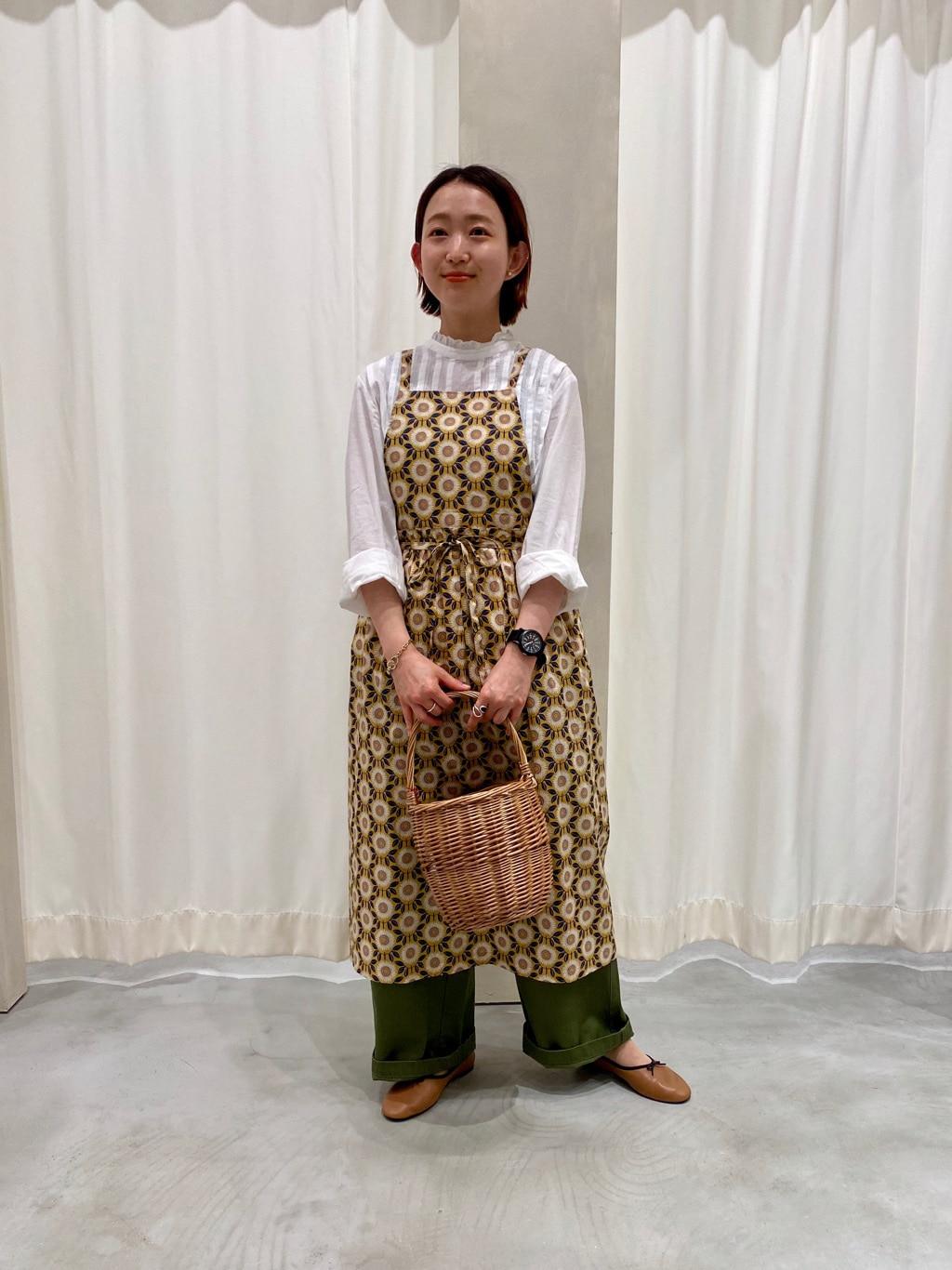 - CHILD WOMAN CHILD WOMAN , PAR ICI 東京スカイツリータウン・ソラマチ 身長:150cm 2020.08.22