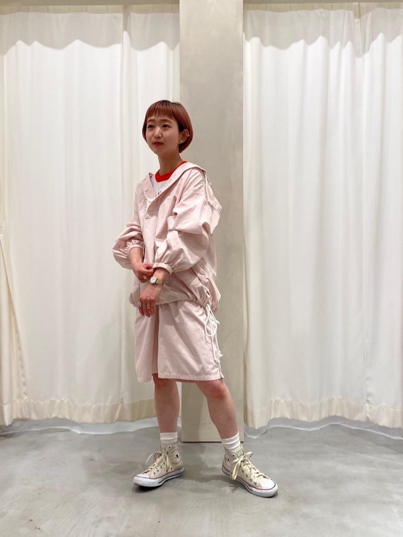 - CHILD WOMAN CHILD WOMAN , PAR ICI 東京スカイツリータウン・ソラマチ 身長:150cm 2021.04.19